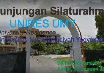 Kunjungan UNIRES UMY