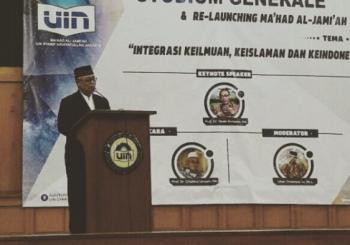 Launching Ma'had Al-Jami'ah: ASRAMA SIAP JADI MA'HAD
