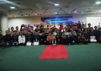 Gebyar Nawawi: Ajang Kompetisi Mahasantri Mahad Al-Jamiah UIN Jakarta