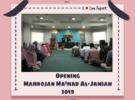 Opening MAHROJAN MA'HAD 2019