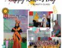 Beauty Class and Kartini Day Celebration with Kimia Farma