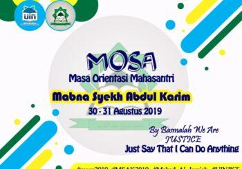 MOSA MSAK 2019